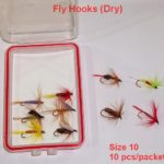 Hook Size 10 (10pcs packet)