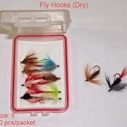 Hook Size 6 (10pcs  packet)