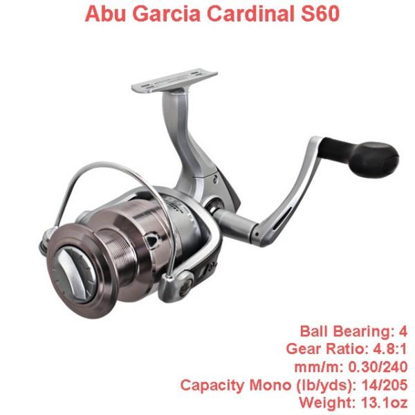 Abu Garcia Cardinal S60