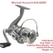 Mitchell Avocet II AVS 4000F