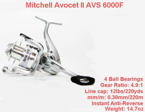 Mitchell Avocet II AVS 6000F
