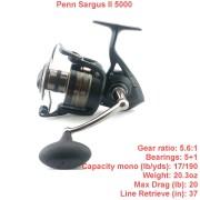 PENN SARGUS II 5000