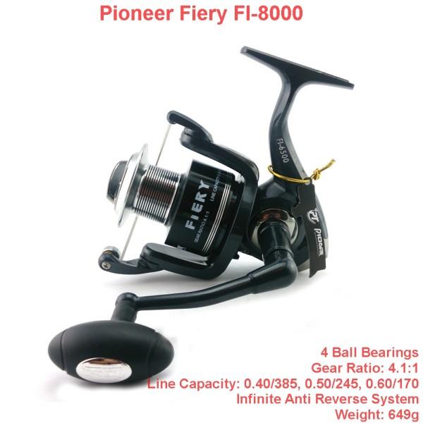 PIONEER FIERY FI 8000