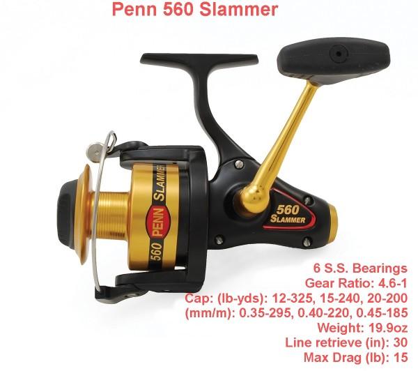 Penn 560 Slammer
