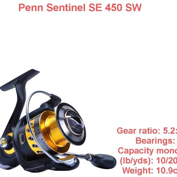 Penn Sentinel SE 450 SW