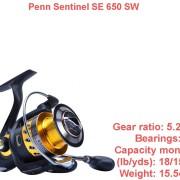 Penn Sentinel SE 650 SW