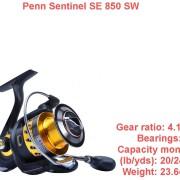 Penn Sentinel SE 850 SW