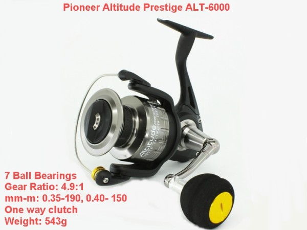 Pioneer Altitude Prestige ALT-6000