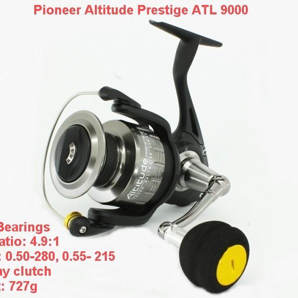 Pioneer Altitude Prestige ALT 9000