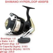 Shimano hyperloop 4000FB