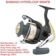 Shimano hyperloop 6000FB