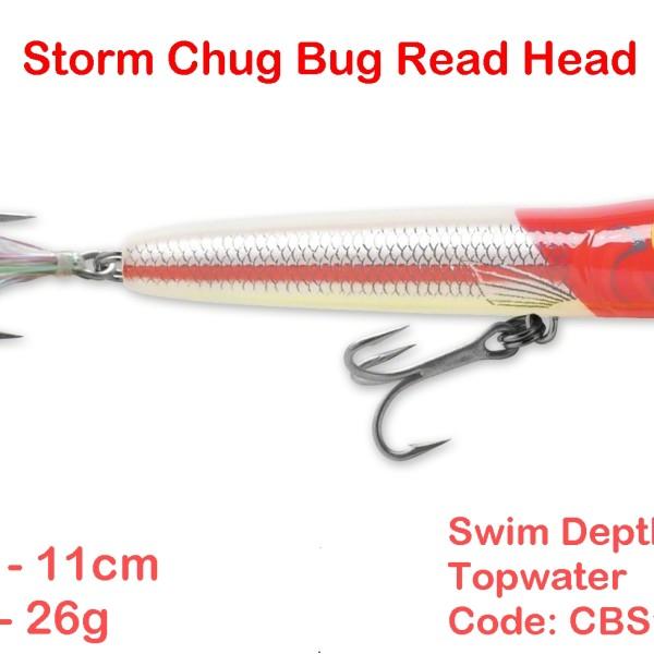 Storm Chug Bug RH