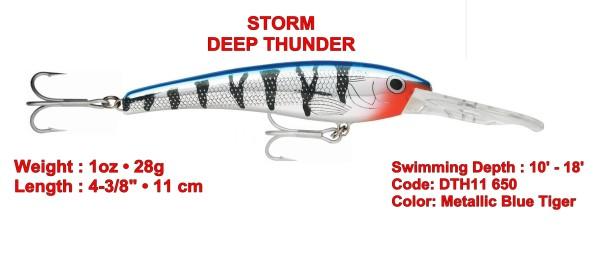 Storm Deep Thunder 11 MBT