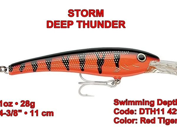 Storm Deep Thunder 11 RT