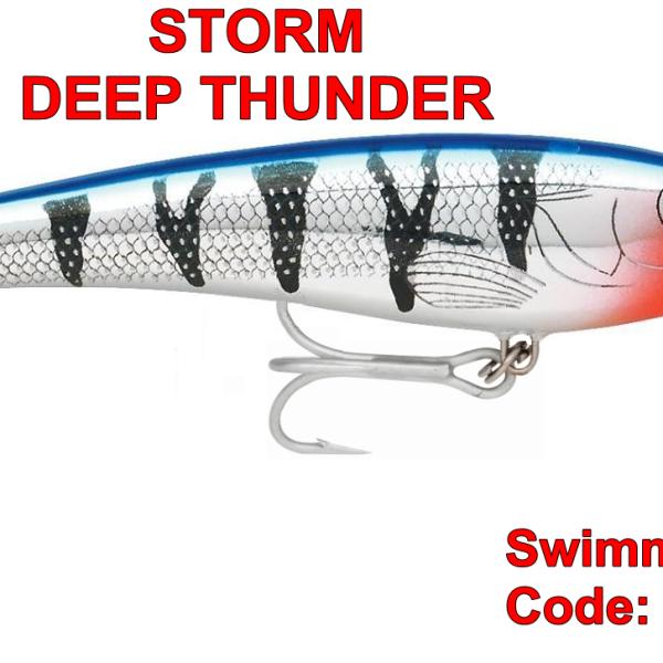 Storm Deep Thunder 15 MBT