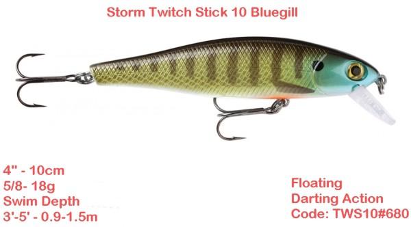 Storm Twitch Stick B