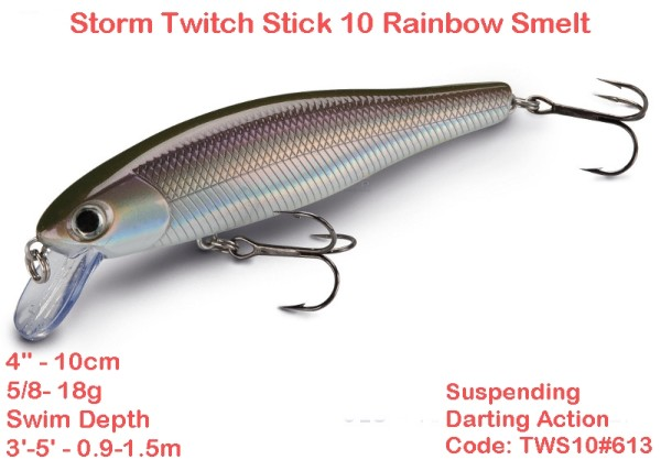 Storm Twitch Stick RS