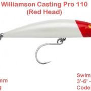 Williamson Casting Pro RH