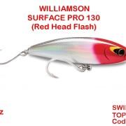 Willianson Surface Pro 13 RHF
