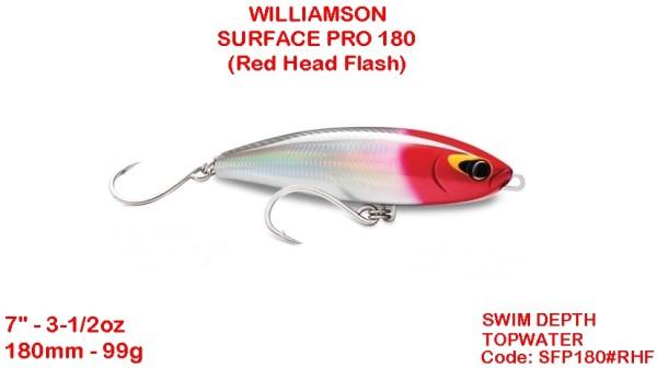 Willianson Surface Pro 18 RHF