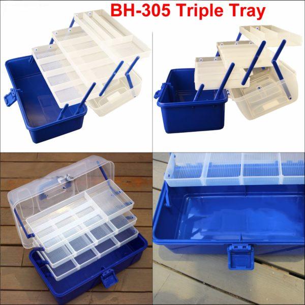 BH-305 Triple Tray