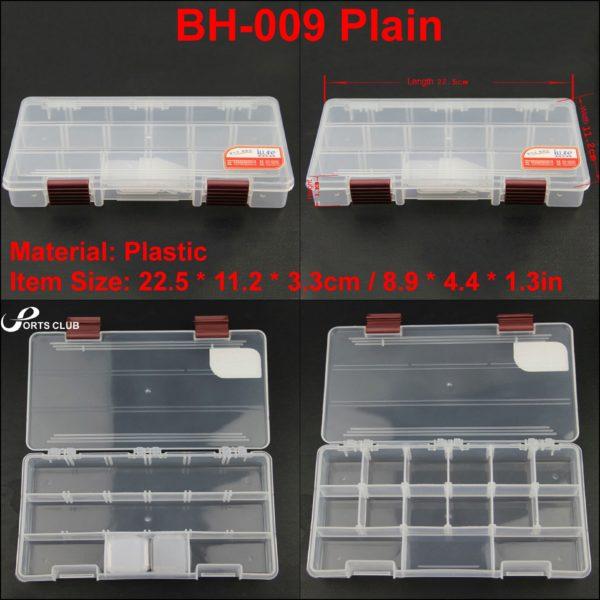 BH-009 Plain