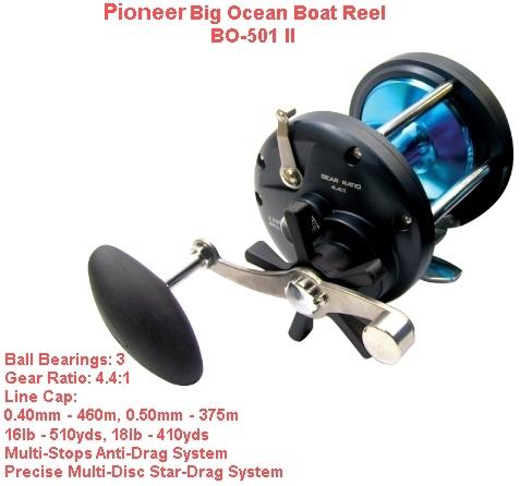 boat reel big