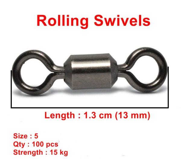 rolling swievel