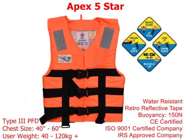 Apex 5 Star