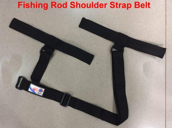 Fishing Rod Shoulder Strap Belt