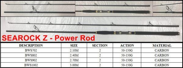 Searock Rod