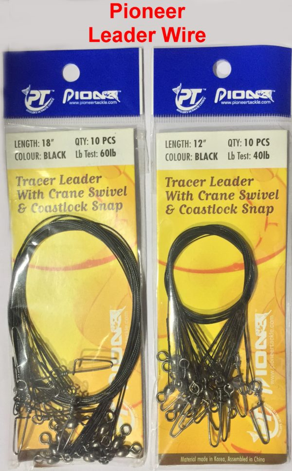 Pioneer Leader Wire