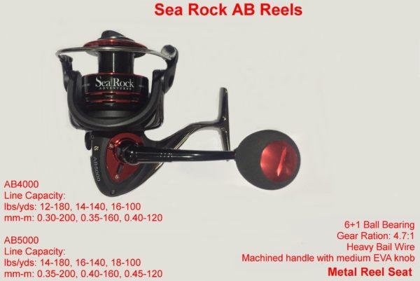 Sea Rock AB Reels