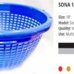 SONA 18 inches (Without Handles)