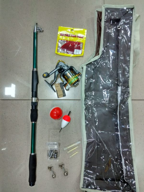Fishing Combo Set 1