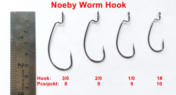 Noeby Worm Hook