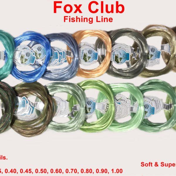 Fox Club Fishing Line