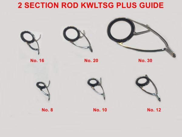 2 SECTION ROD KWLTSG PLUS GUIDE