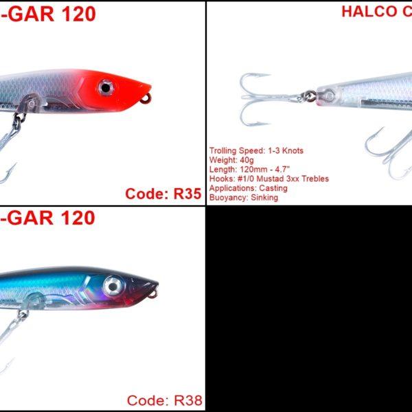 HALCO C-GAR 120