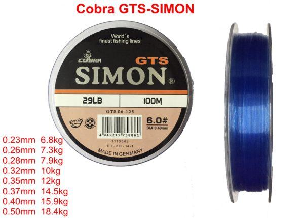 Cobra GTS SIMON