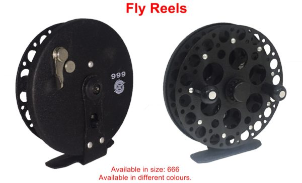 Fly Reels Size 666