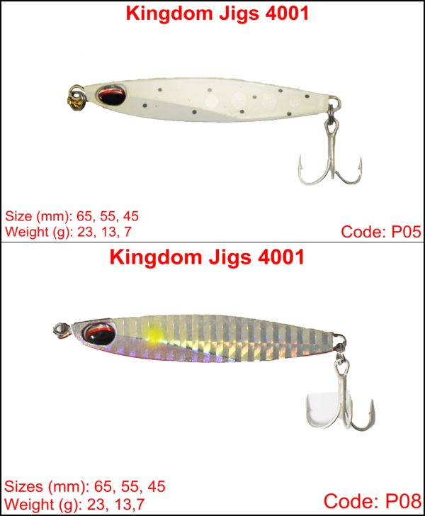Kingdom Jigs