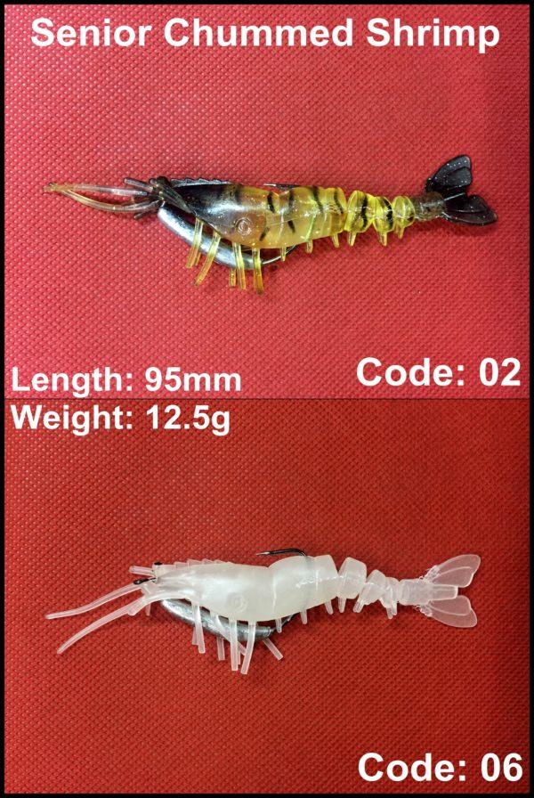 Senior Chummed Shrimp