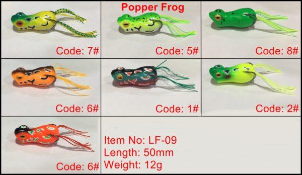 Popper Frog