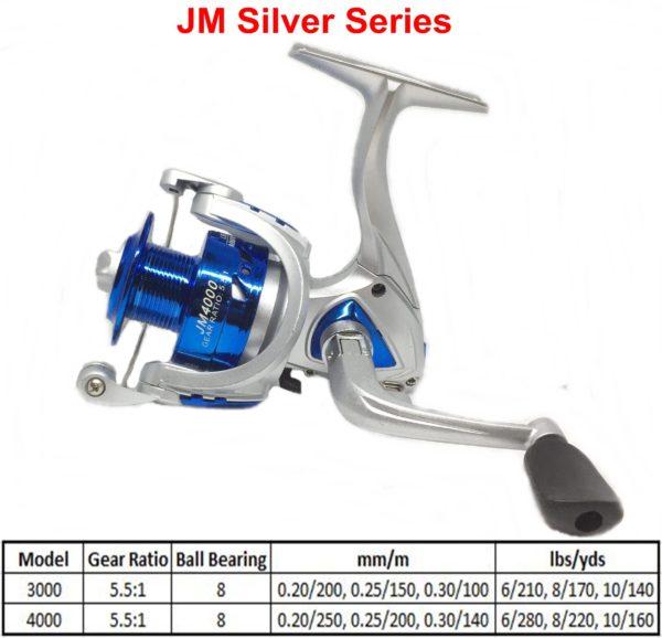 JM Silver Series