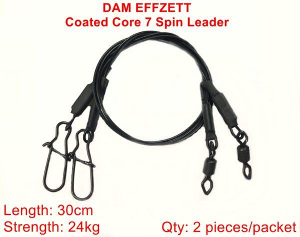 DAM EFFZETT Coated Core 7 Spin Leader