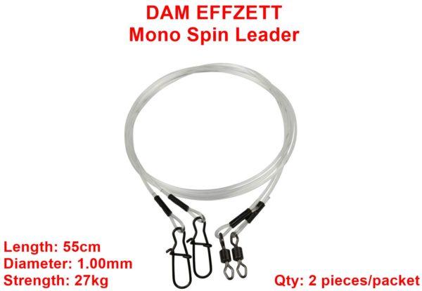 DAM EFFZETT Mono Spin Leader
