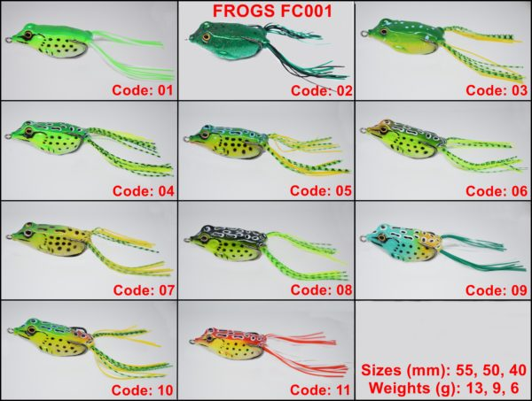 Frogs FC001