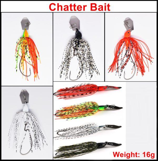 Chatter Bait
