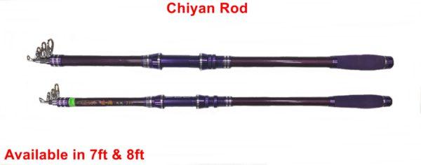 Chiyan (Purple)